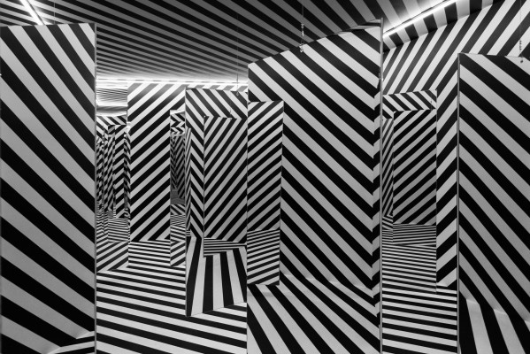 The Other Trans-Atlantic. Kinetic And Op Art In Eastern Europe And Latin America 1950S - 1970S