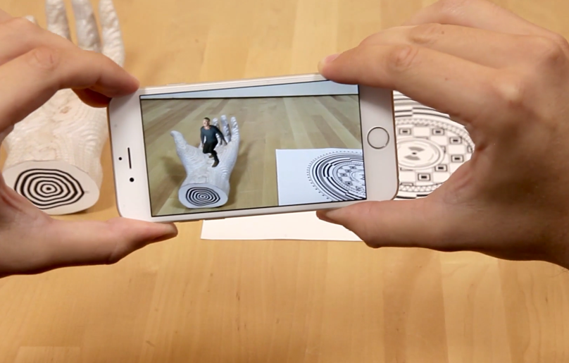 In house tests of AR, Onionlab
