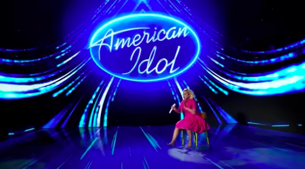 Katy Perry, Daisies (live from American Idol finale), set without XR